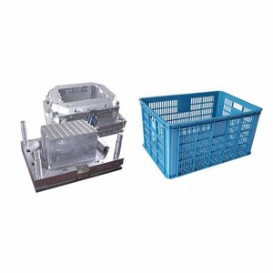 Plastic Injection Mould for Vegetable Crate