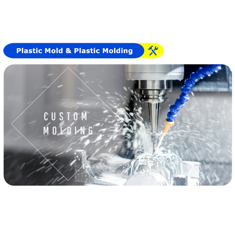 Plastic Injection Molding For Plastic Enclosure