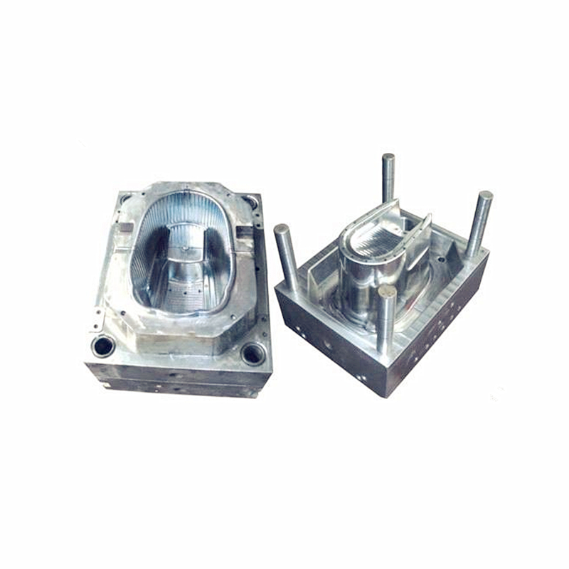 Plastic mop tablet set mould