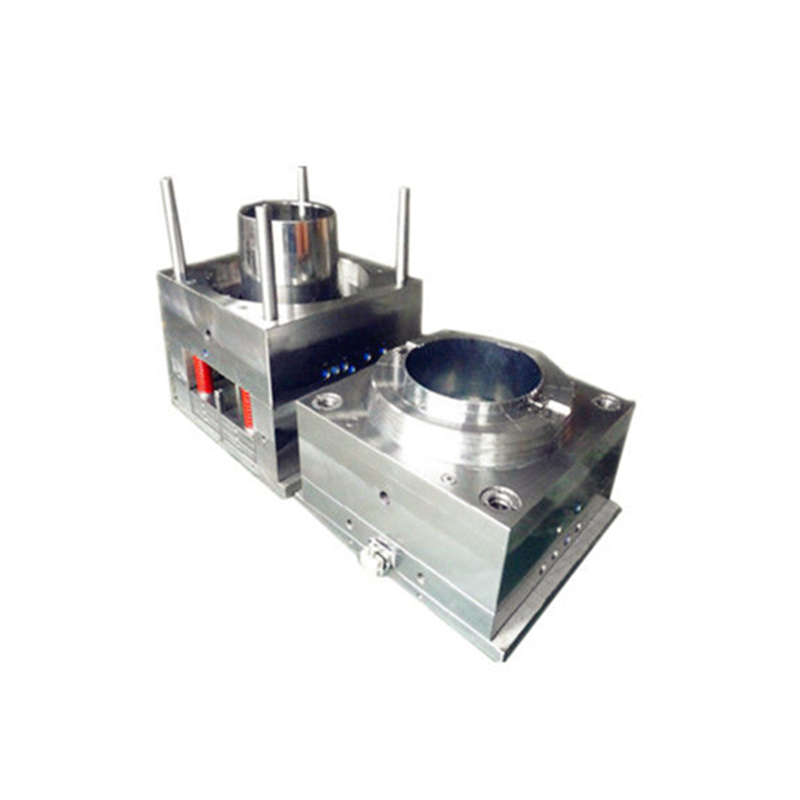 Hot runner abs plastic bucket mould